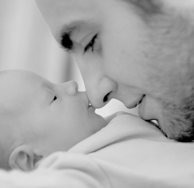 Father_and_son_by_Gloredel