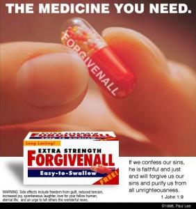 Forgivenall